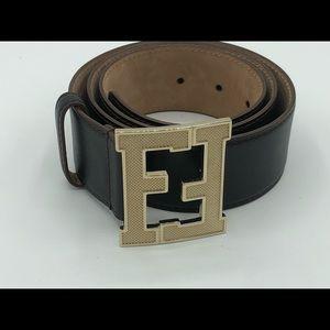 Fendi Belt  size 34 perfect condition
